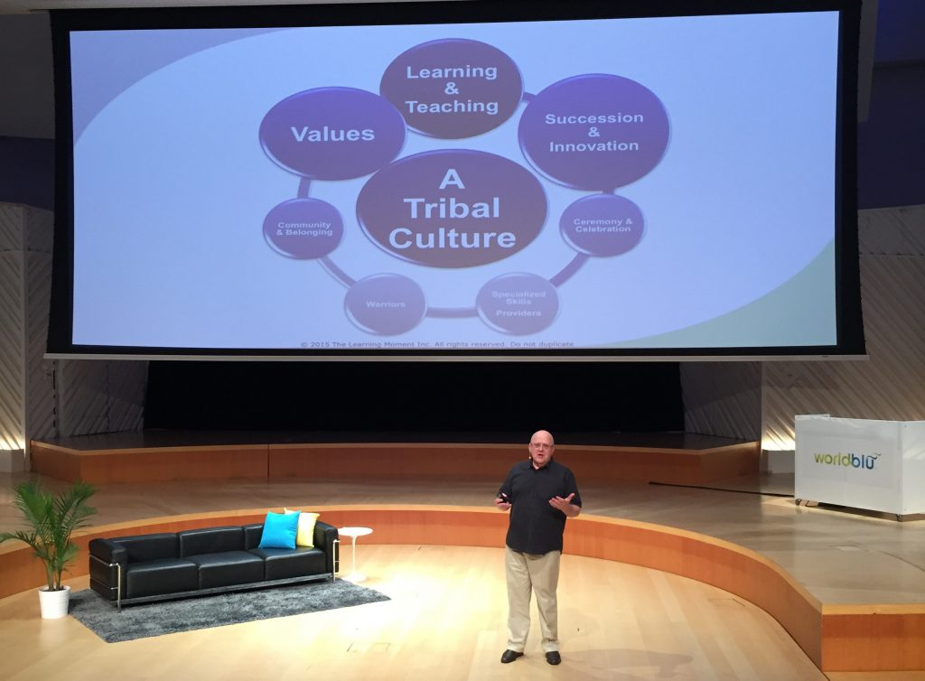 Garry Ridge on creating a culture of trust